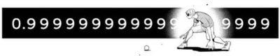0.99999999…からの