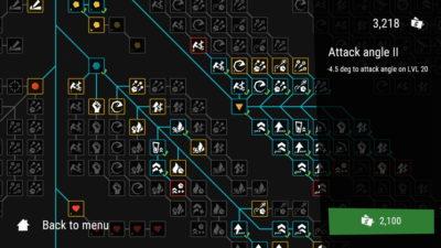 infinitode ゲーム画面