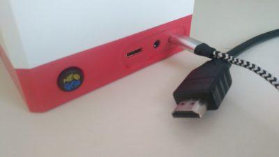 HDMI端子が合わない